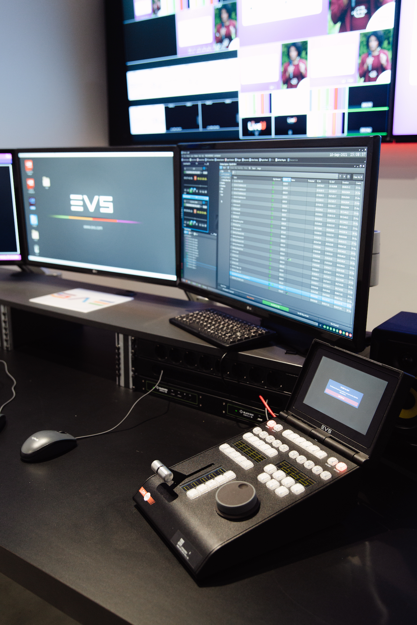 NOMOBO EVS XT XS Via Xfile IPdirector
